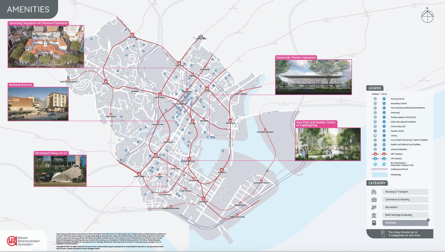 one-bernam-central-area-illustrated-plans-amenities | One Bernam